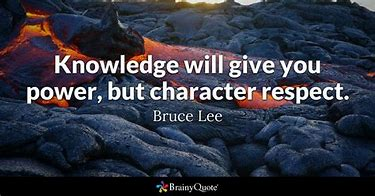 Power of character