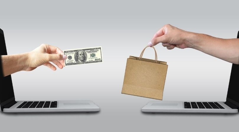 People Chopping online: affiliate marketing