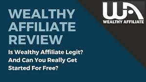 Wealthy Affiliate Review 2019 - How To Get Started For Free