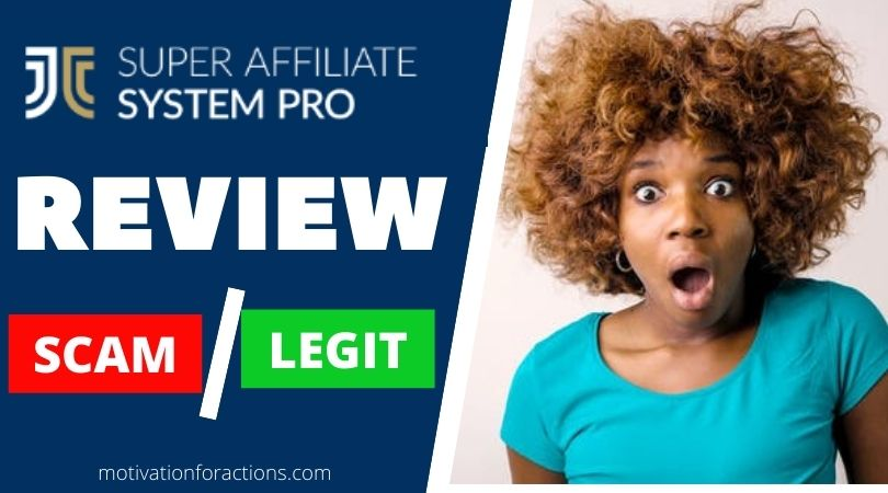 Honest Super Affiliate System 3.0 Review