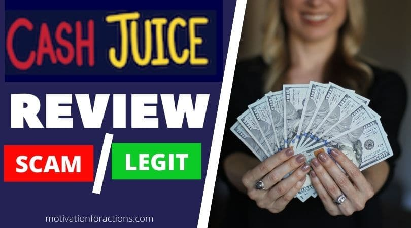 Honest Cash Juice review