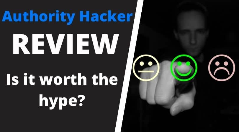 An honest Authority Hacker review