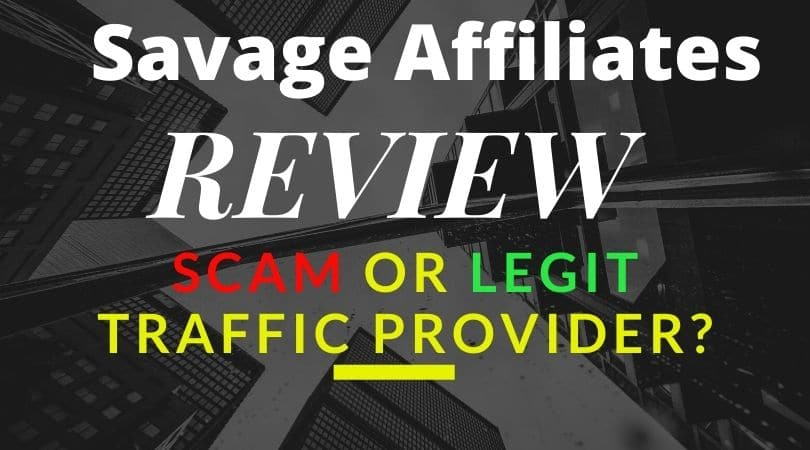 Savage Affiliates 2.0 review